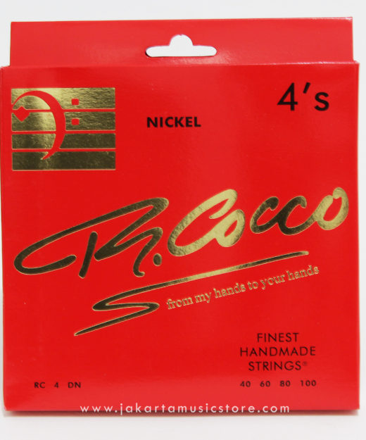 R Cocco 4's Nickel (40-100) watermark