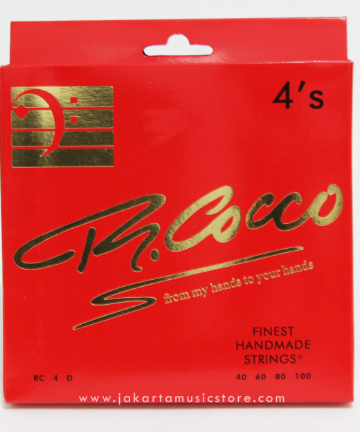 R Cocco 4's Stainless Steel (40-100) watermark